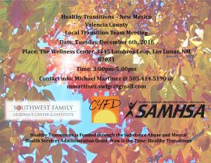 Events Archive - Southwest Family Guidance Center & Institute